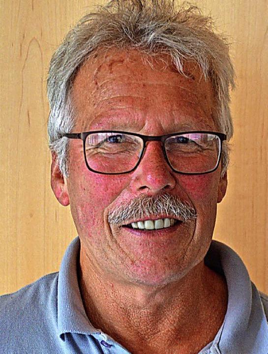 Georg Staudenmayer     Foto: Edgar Steinfelder