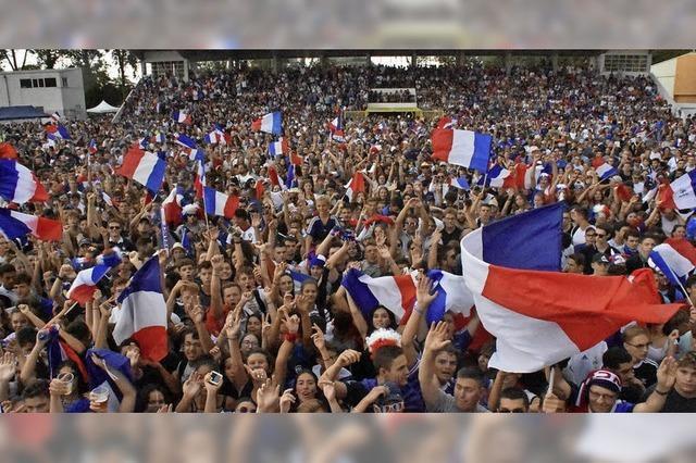 Dole feiert die Weltmeisterschaft