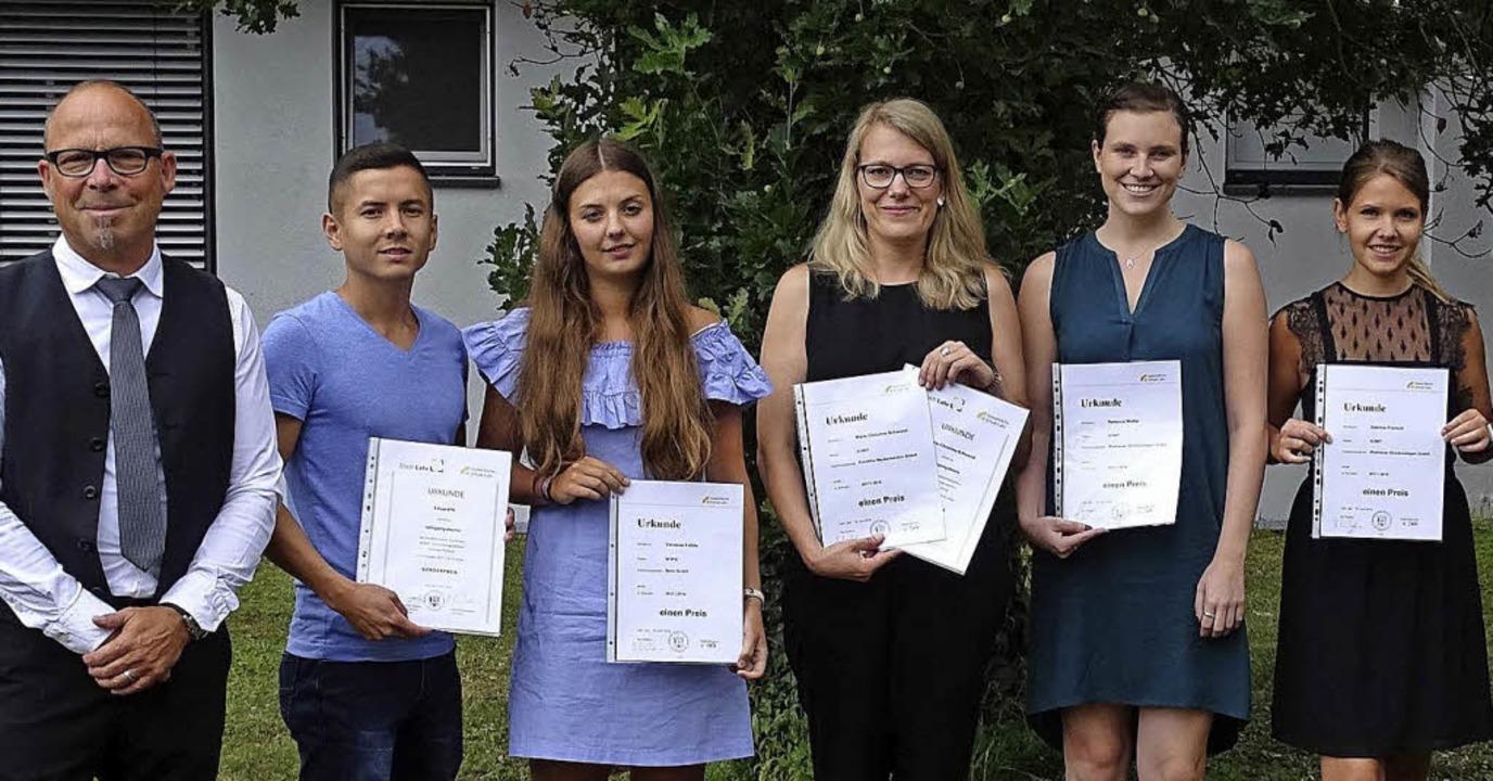 <BZ-FotoAnlauf>Gewerbliche Schulen: </...vertretender Schulleiter Jörg Abeldt.     Foto: Schule