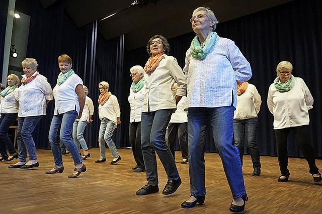 Sich stark machen für ältere Menschen