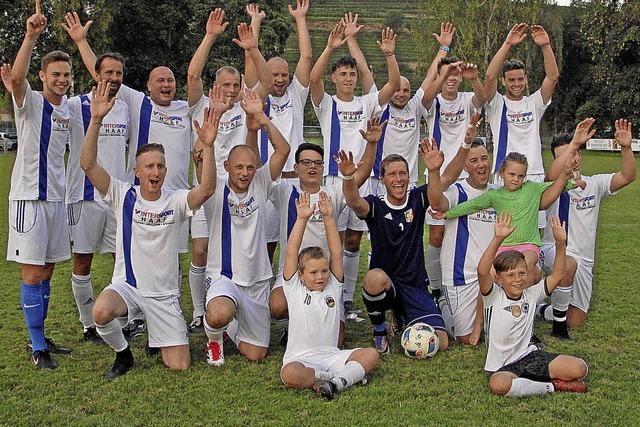 Der Schlossberg-Wanderpokal geht nach Breisach