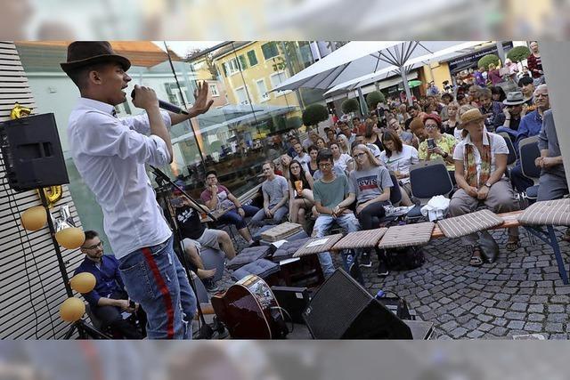 Poetry Slam im Salmenhof