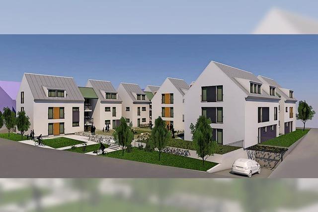 25 neue Wohnungen für Windschläg