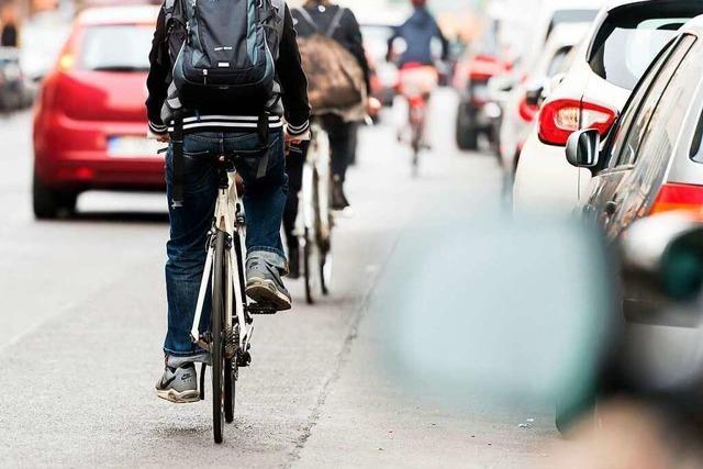 Warum kann Radfahren auch gefährlich werden?