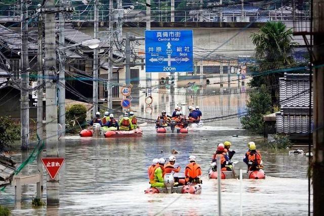 Was ist ein Hochwasser?