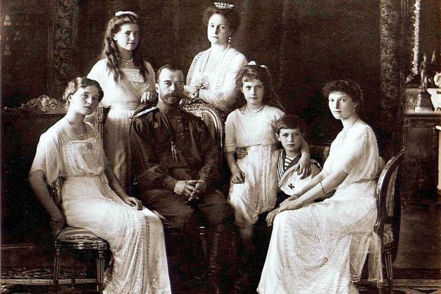 Zarenmord vor 100 Jahren: Fanal für die Grausamkeit der Sowjets
