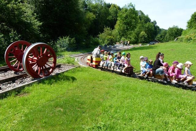 Liliput-Eisenbahn Hasel