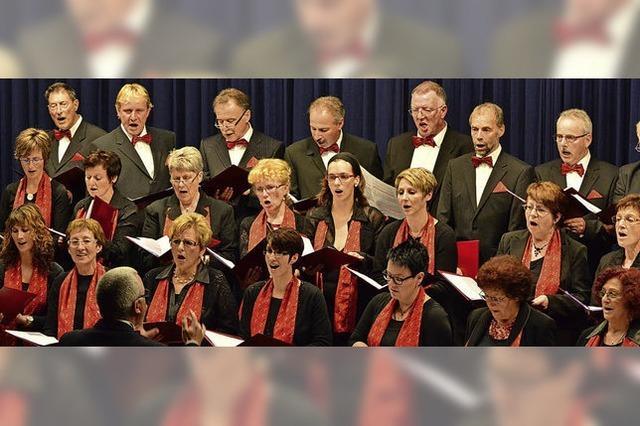 Chor feiert 200 Jahre