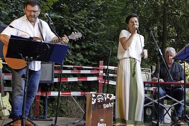 Open Air im Friedrich-Maurer-Park