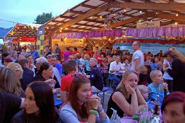 Wallbach lädt zum 46. Dorffest
