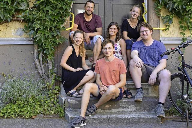 Freiburger Greenpeace-Gruppe engagiert sich für Wald, Meere, Klimaschutz und Landwirtschaft