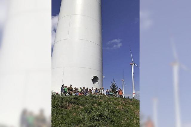 Bürgerwindpark erfüllt Erwartungen
