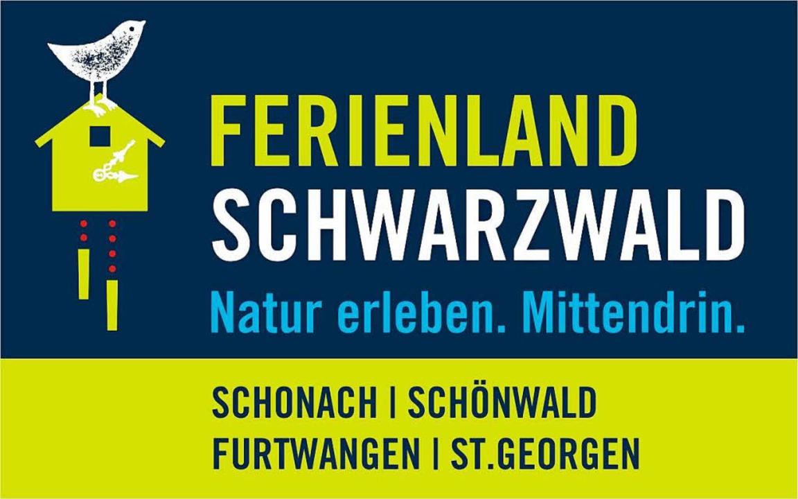 Das Logo des Ferienlands im Schwarzwald    Foto: Ferienland