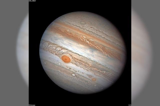 Zwölf neue Monde des Jupiters entdeckt