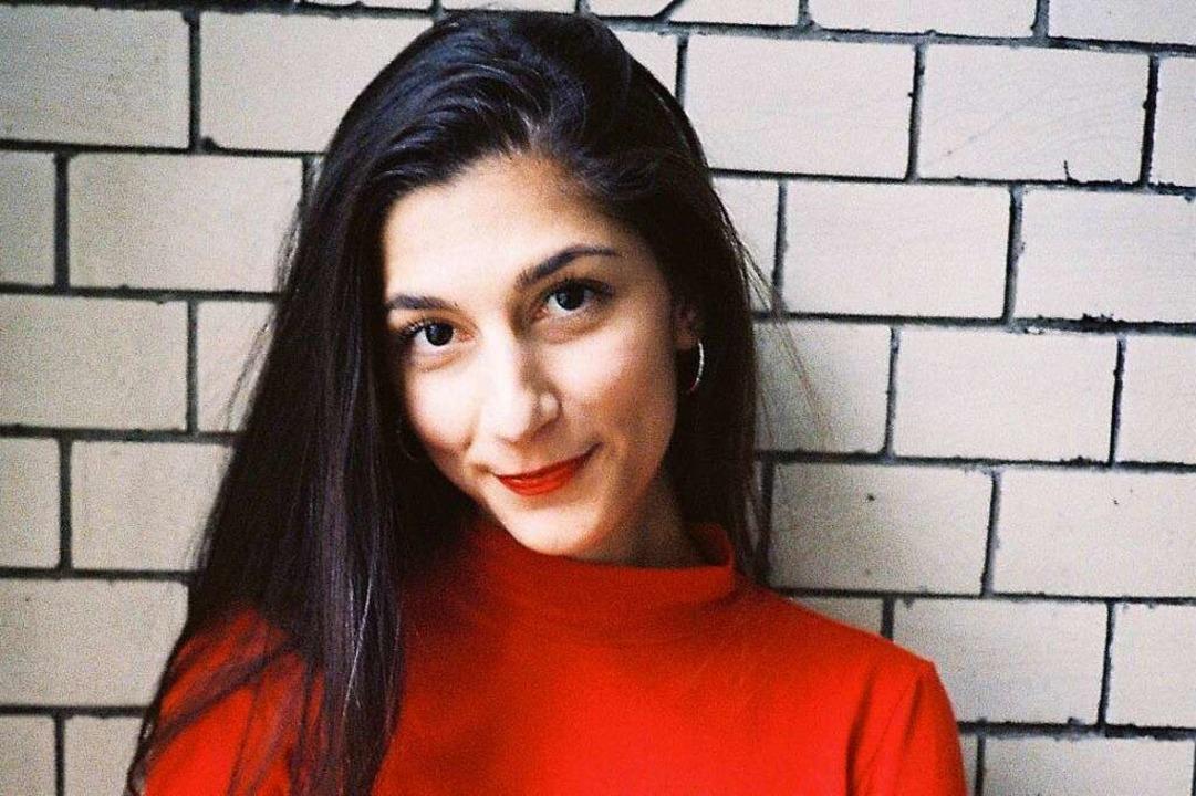 Miriam Davoudvandi ist DJane Cashmiri.  | Foto: Nina Francesca nagele