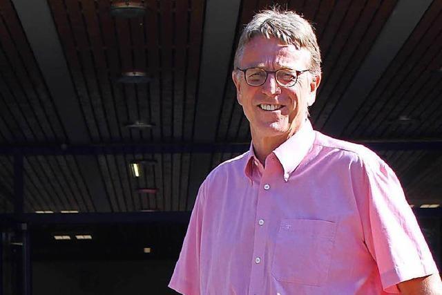 Weihermattenschulenrektor Ulrich Schoo geht in den Ruhestand