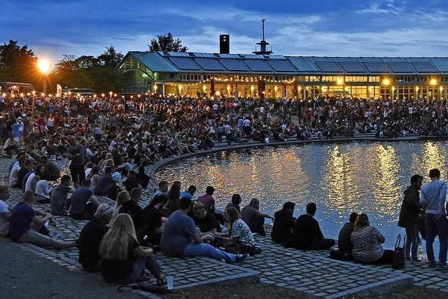 Am Wochenende ist wieder Seefest am Flückigersee