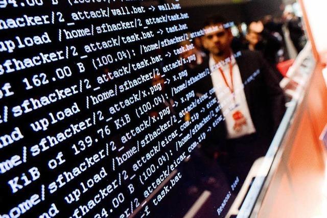 Innenministerium: Zahl der Cyberangriffe im Südwesten steigt