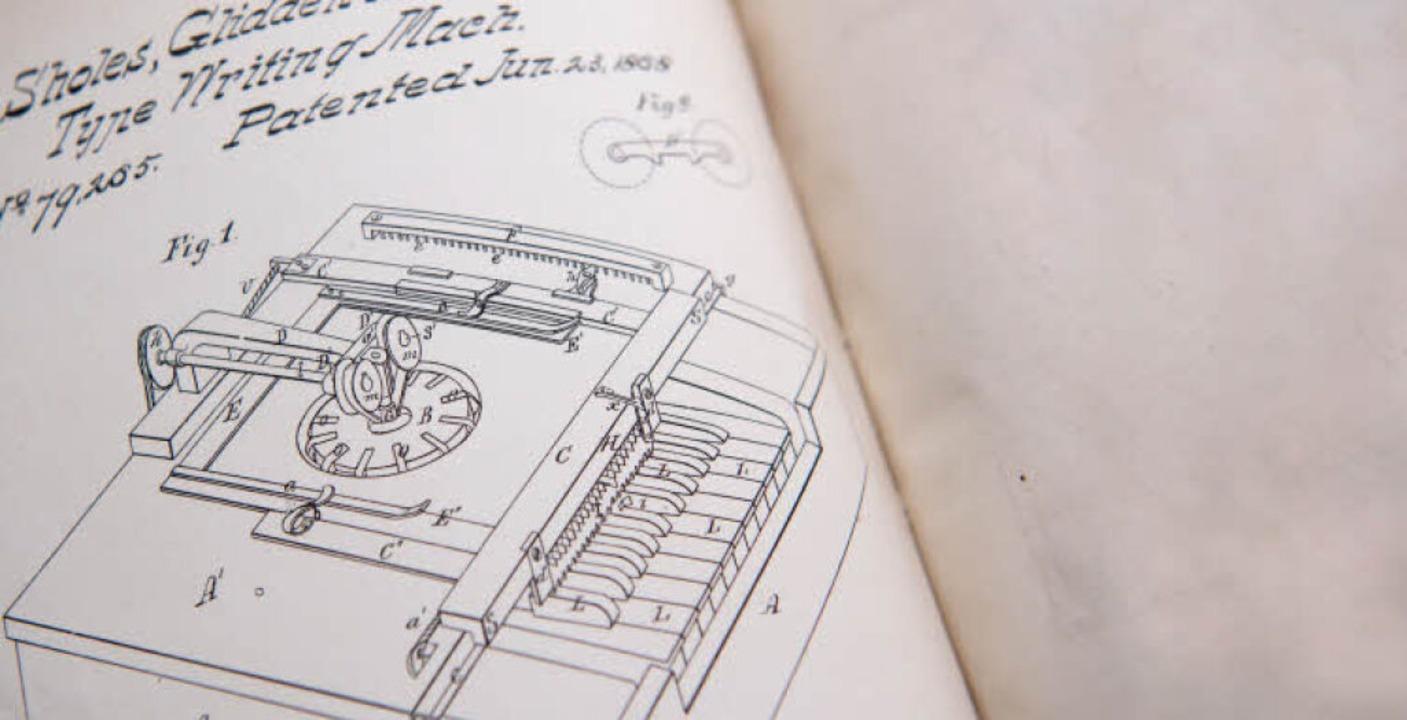 Genaue Zeichnungen und nur ein  Satz m...Neue an einer Entwicklung beschreiben.  | Foto: dpa