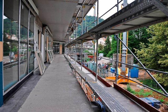 Hochkonjunktur verteuert den Neubau der Kita Löwenzahn in Grenzach-Wyhlen