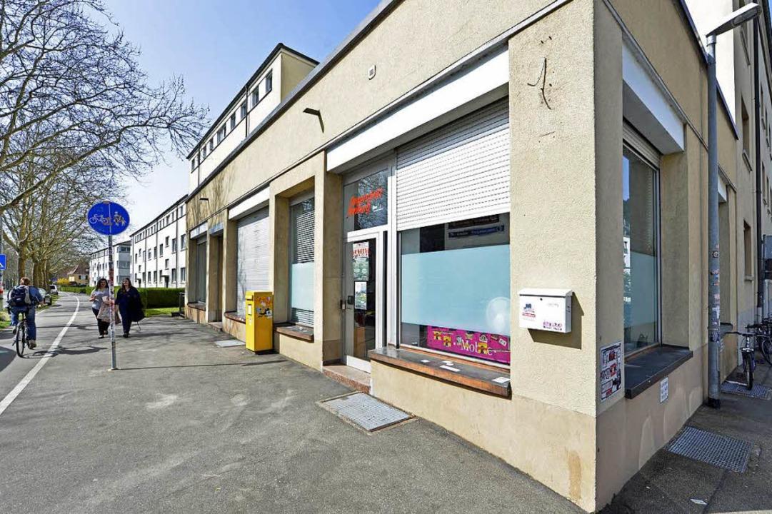 Was passiert mit dem Fanprojekt an der Schwarzwaldstraße?  | Foto: Michael Bamberger