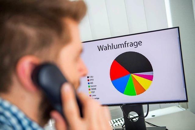 Umfrage: CSU stürzt auf 38 Prozent ab – Grüne vor SPD und AfD