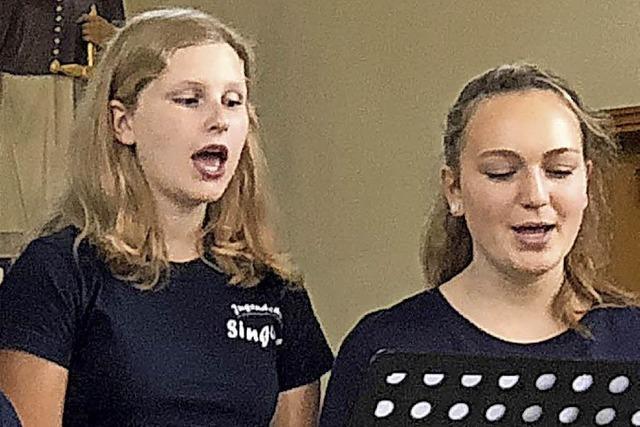 Viel Applaus für Kleines Konzert