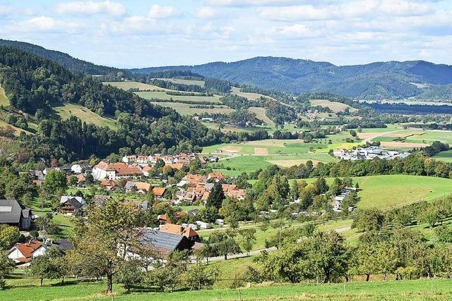 Teilortswahl in Oberried ist passé