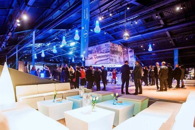 Volante - das passende Ambiente für Tagungen, Empfänge, Festakte, Workshops, Meetings und Vorträge