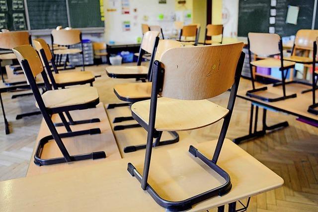 Was passiert mit den Schulbudgets?