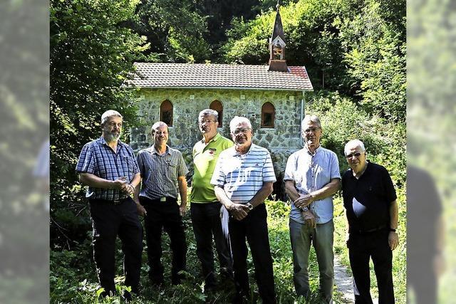 Verfall der Badhofkapelle ist gestoppt