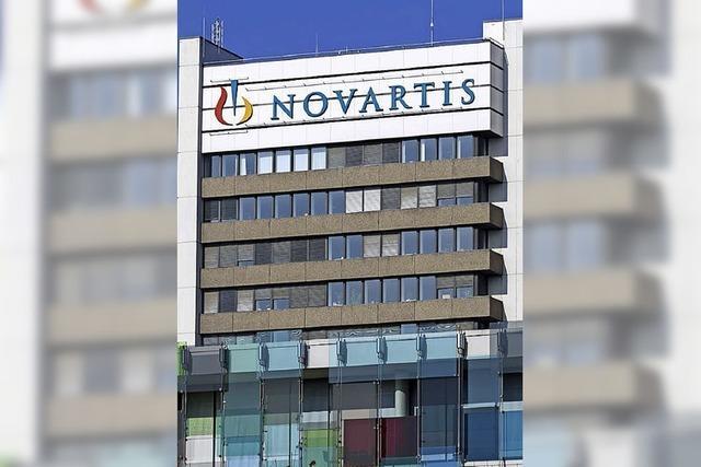 Novartis schafft die Trendwende