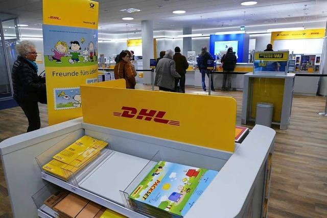 Die Postbank will am Engelplatz in Lörrach bleiben