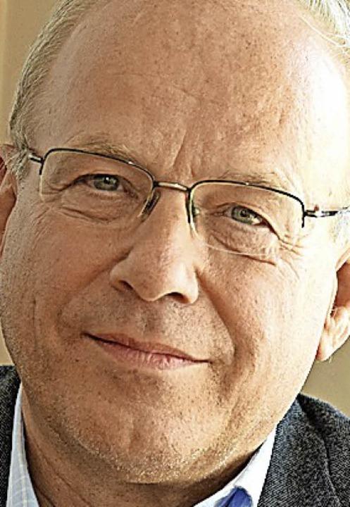 Pater Klaus Mertes    Foto: Kolleg St. Blasien