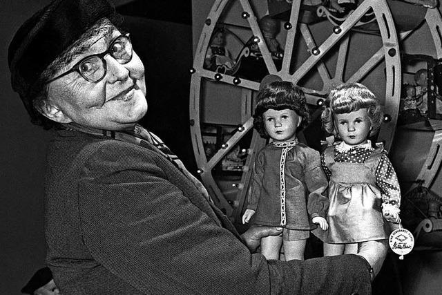 Start-up-Pionierin und Puppen-Mama
