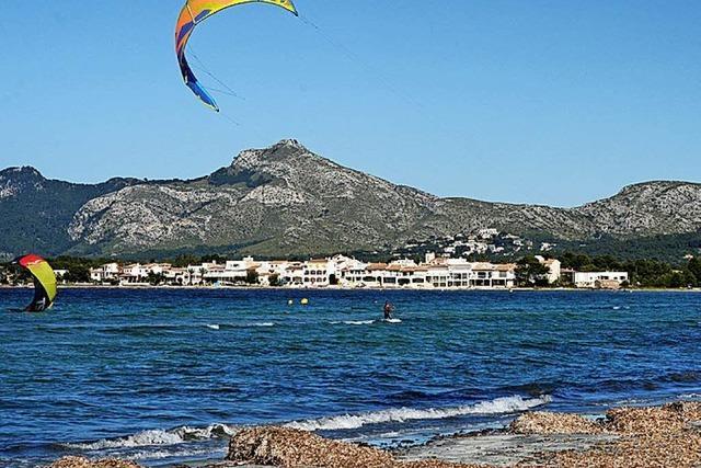 Mini-Tsunami fegt über Mallorca hinweg