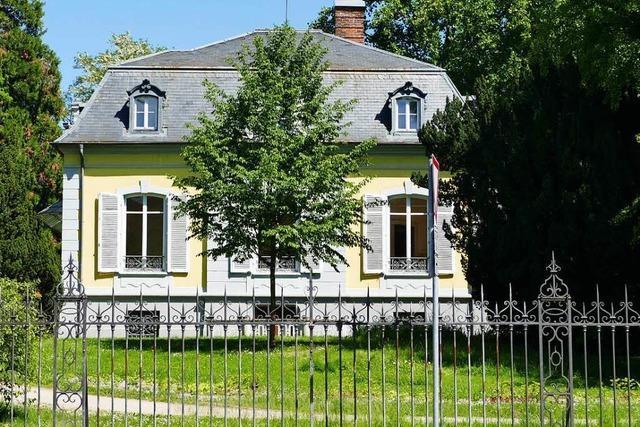 Nach Umbau und Sanierung sollen Mieter für Leben in der Villa Aichele in Lörrach sorgen