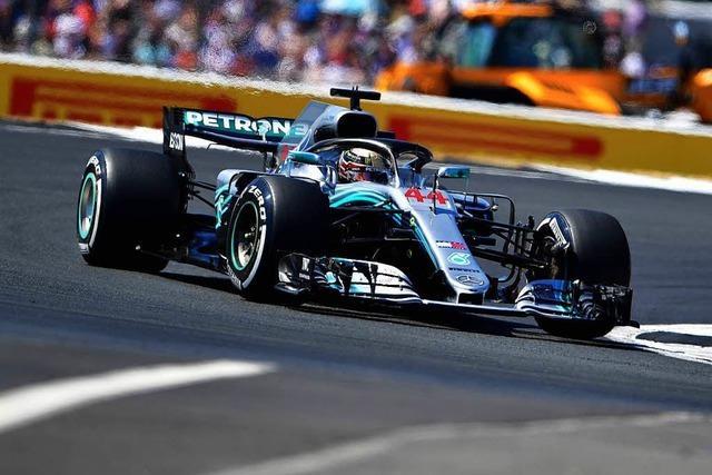 Hamilton verlängert Vertrag bei Mercedes bis Ende 2020
