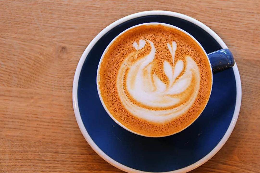 Ein Kaffee von den Günter Coffee Roasters  | Foto: Felix Klingel