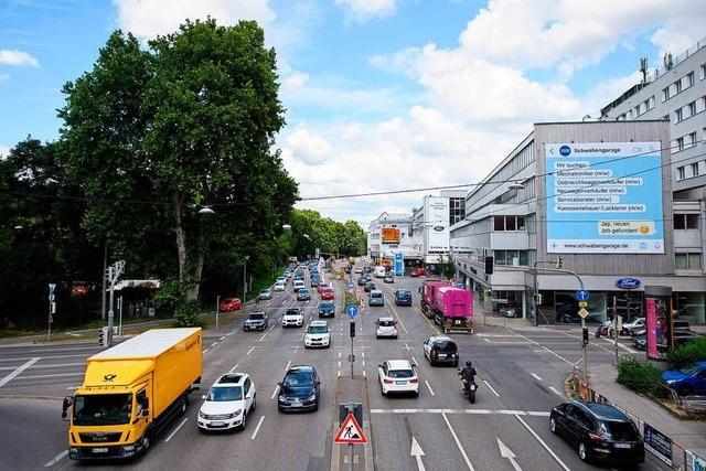 Kritik am Diesel-Urteil: Der Landtag streitet heftig über Fahrverbote
