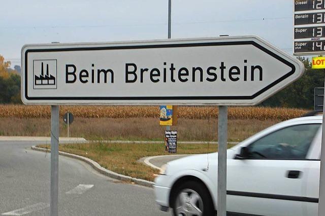 FTTB-Ausbau startet jetzt im Gewerbegebiet beim Breitenstein