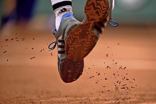 Tennis-Nachwuchs in Steinen