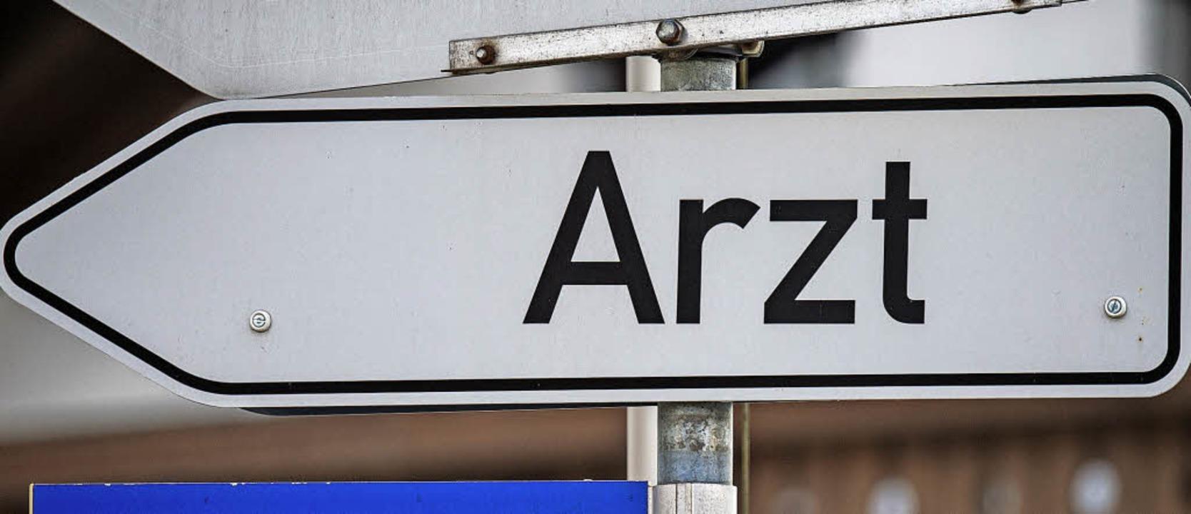 Das Facharztzentrum könnte bis Mitte 2021 fertig sein, so der Plan.   | Foto: Symbolfoto: Armin Weigel (dpa)