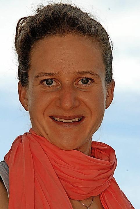Adelheid Morath ist selbstkritisch. De...lt sie zu den Medaillenkandidatinnen.   | Foto: sportograf