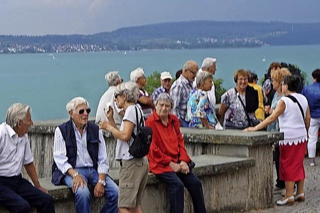 Binzener Seniorenausflug