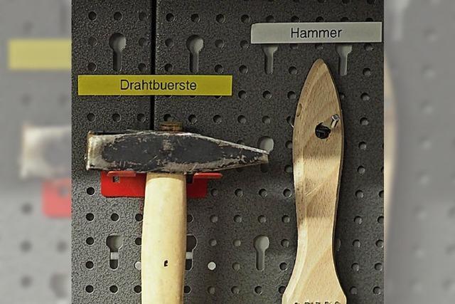 AUCH DAS NOCH: Der Hammer