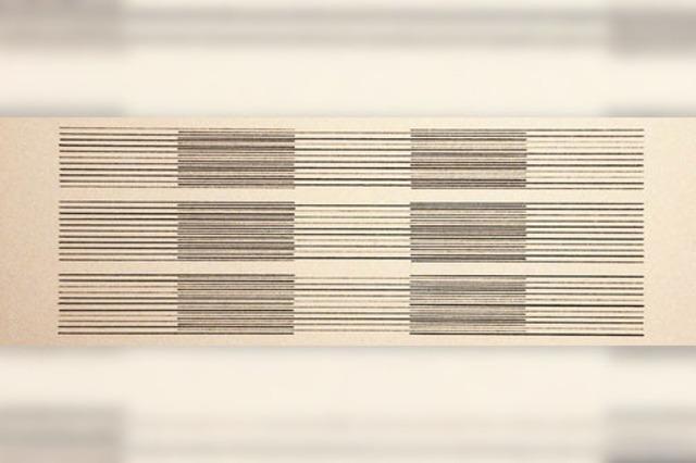 Feiner Bleistiftstrich beruhigt wildes zeichnerisches Treiben