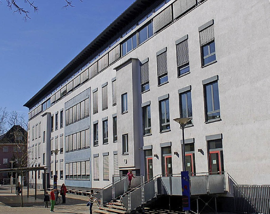 Die Oststadtschulen    Foto: Seller