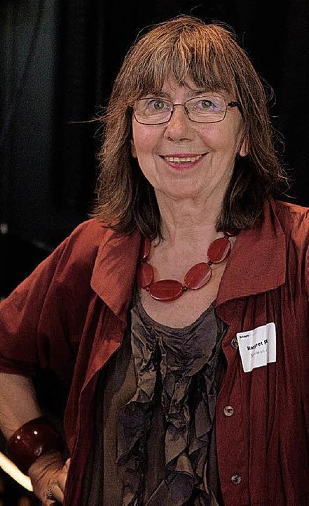 Referentin Margret Rasfeld forderte einen Wandel des Schulsystems.    Foto: Ansgar Taschinski