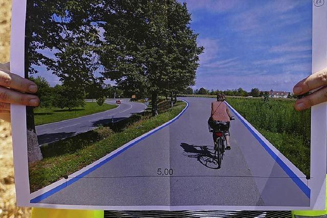 Erste Etappen für die Radschnellwege